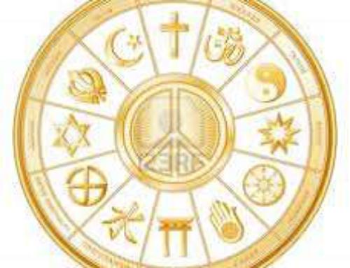 Einheit – Sehnsucht und Ziel aller Religionen