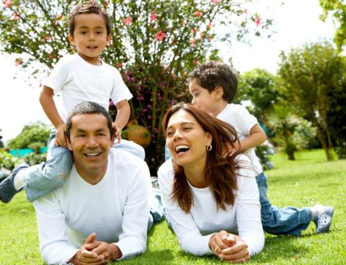 Reife Eltern – Gesunde Familien