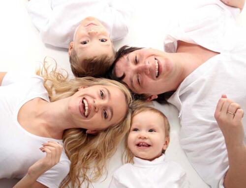 Weltfriede durch liebende Familien