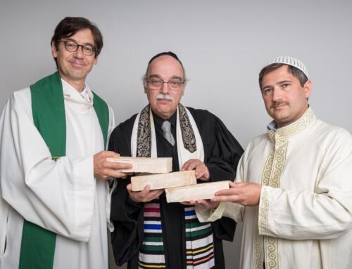 Drei Religionen unter einem Dach