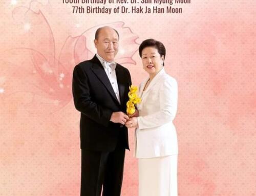Reverend Sun Myung Moon: ein 100-jähriges Vermächtnis des Friedens