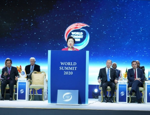 UPF Convenes Spectacular World Summit 2020
