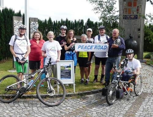 """Peace Road Oberösterreich: """"Entgiftung der Sprache"""""""