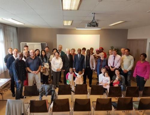 Interreligiöser Gottesdienst in Graz  –  Sonntag, 20. Oktober 2019