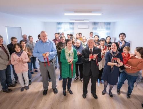 Neues Zentrum der Familienföderation in Graz