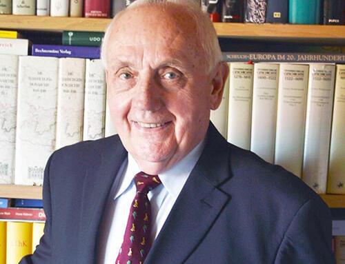 Mag. Dr. Ernst Mihalkovits: Nachruf von Martin und Elizabeth Kiedler