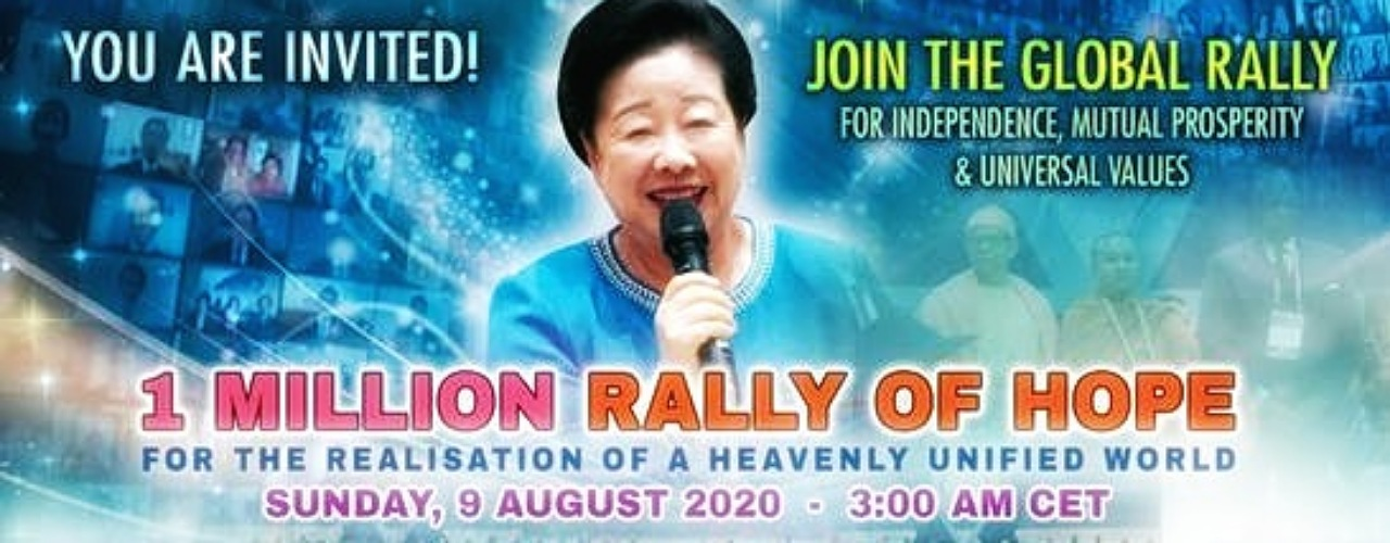 Online Rally of Hope