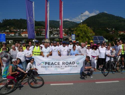 Peace Road St. Paul – Lavamünd – Dravograd – Slovenj Gradec