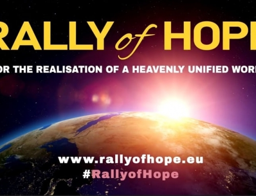 2020 – 200927 – Second Rally of Hope – Summary 75min – EUME Region
