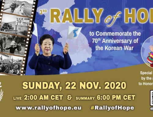 Dritte Rally of Hope