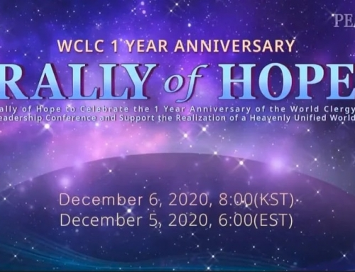 2020 – 201206 – Rally of Hope – WCLC 1 Year Anniversary