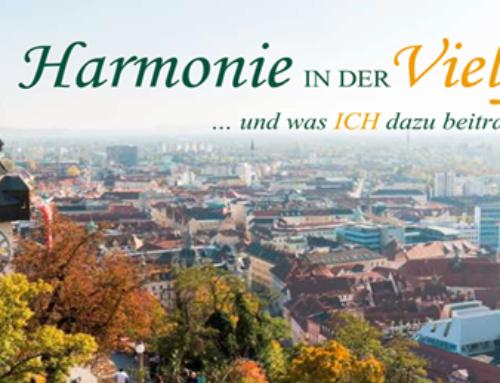 """""""Harmonie in der Vielfalt – und was ich dazu beitragen kann"""""""
