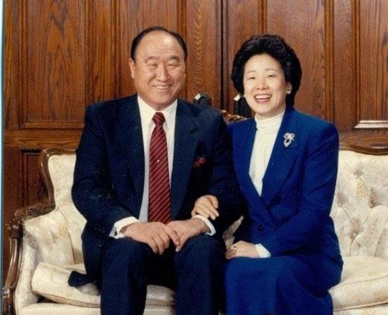 Die Gründer: Rev. & Mrs. Moon