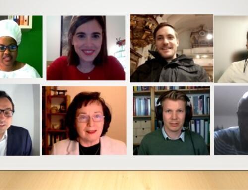 Interreligiöse Konferenz: Körper-Geist-Gesellschaft