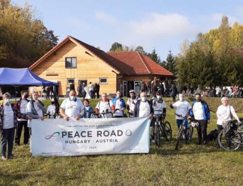 """Mein Erlebnis auf der """" Peace Road 2020"""""""